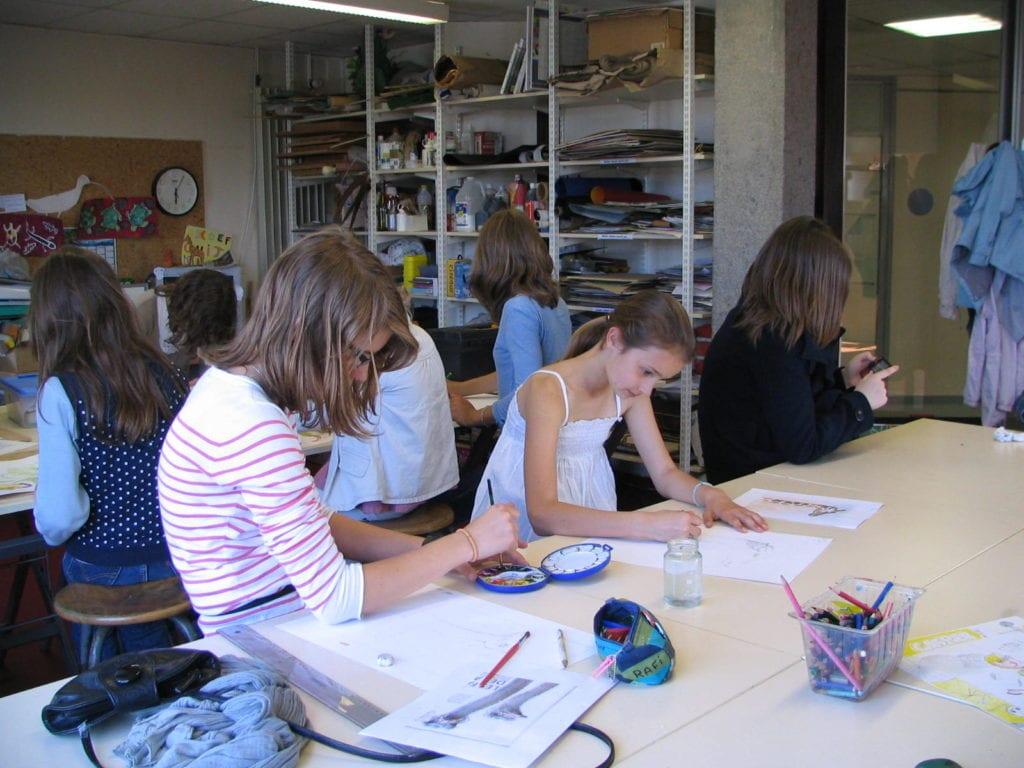 Ecole de dessin