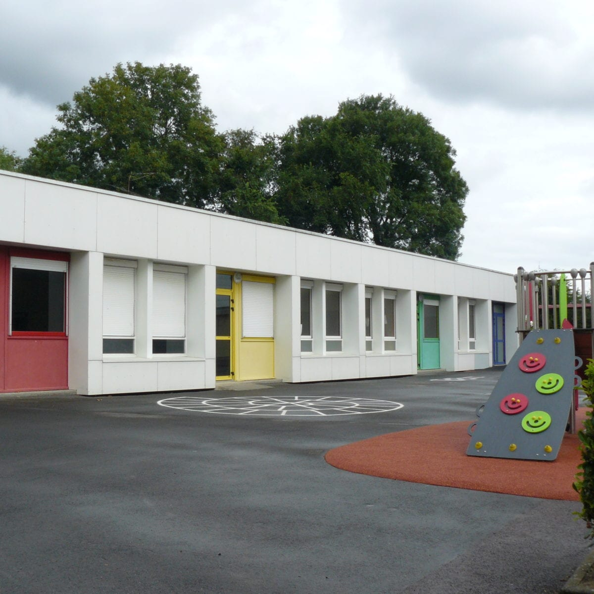 Ecole maternelle Claires-Fontaines