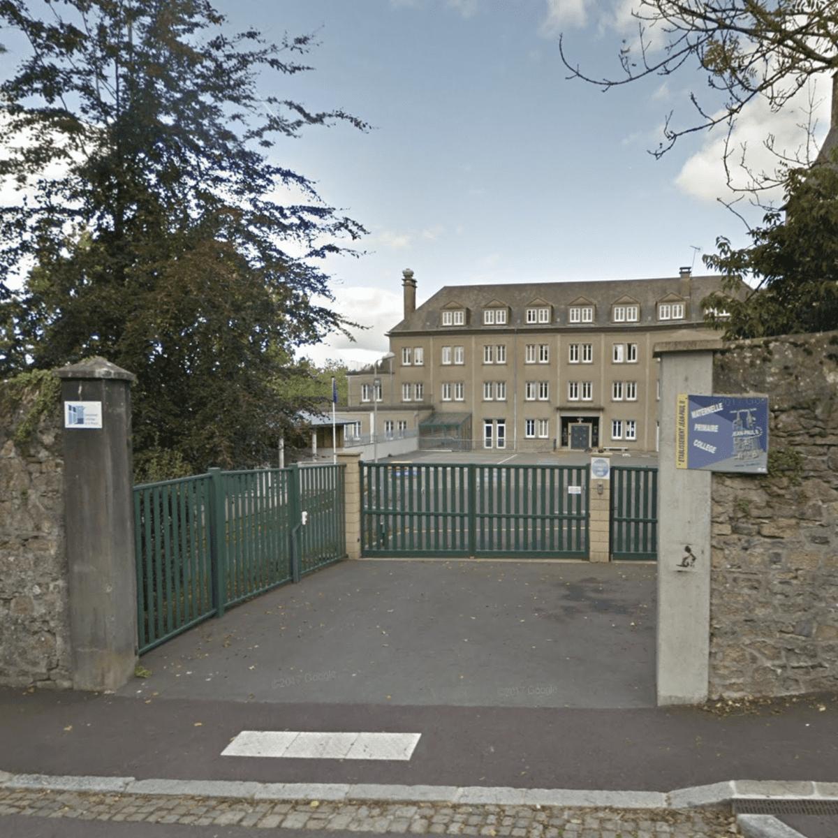 École Jean-Paul 2