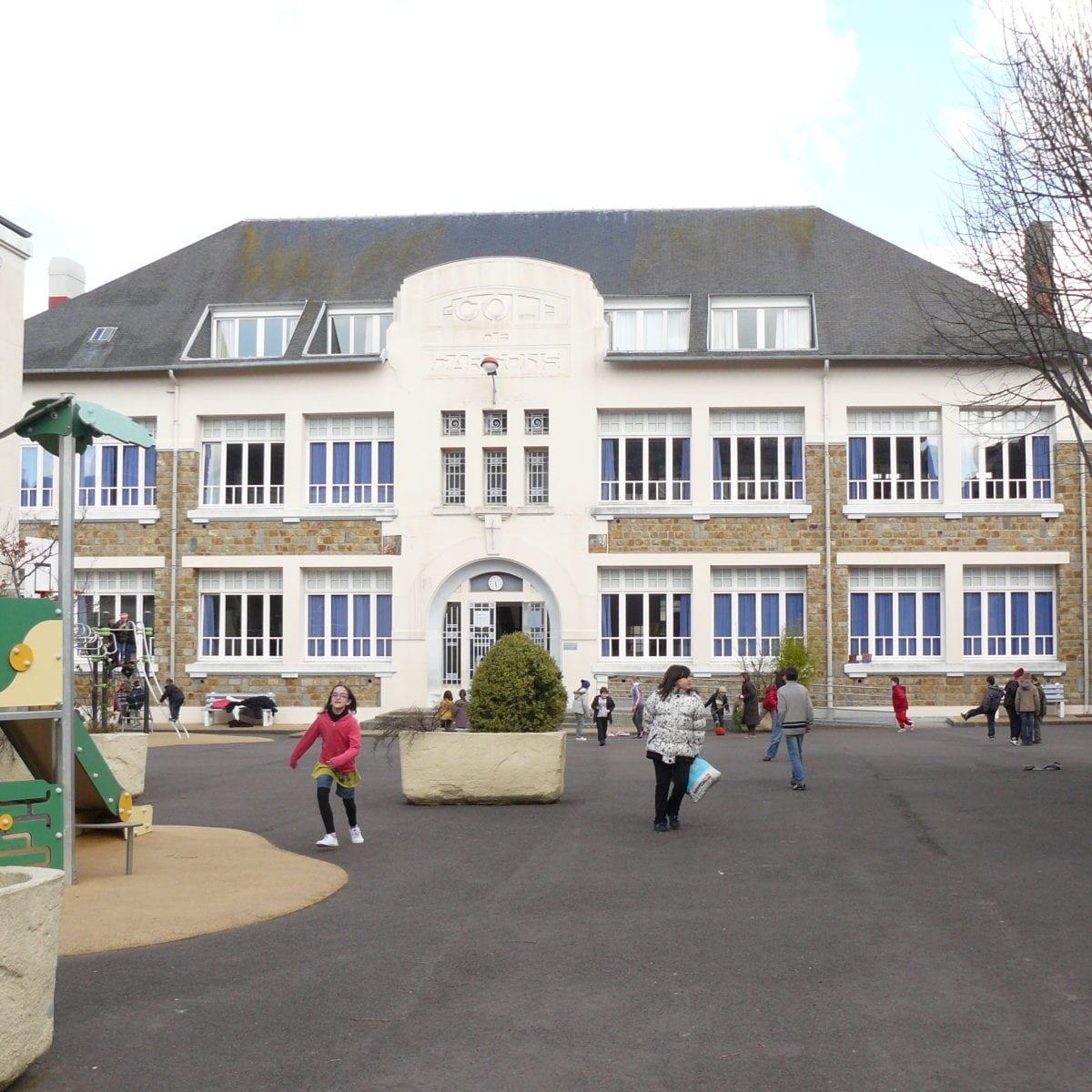 École primaire Jules Verne
