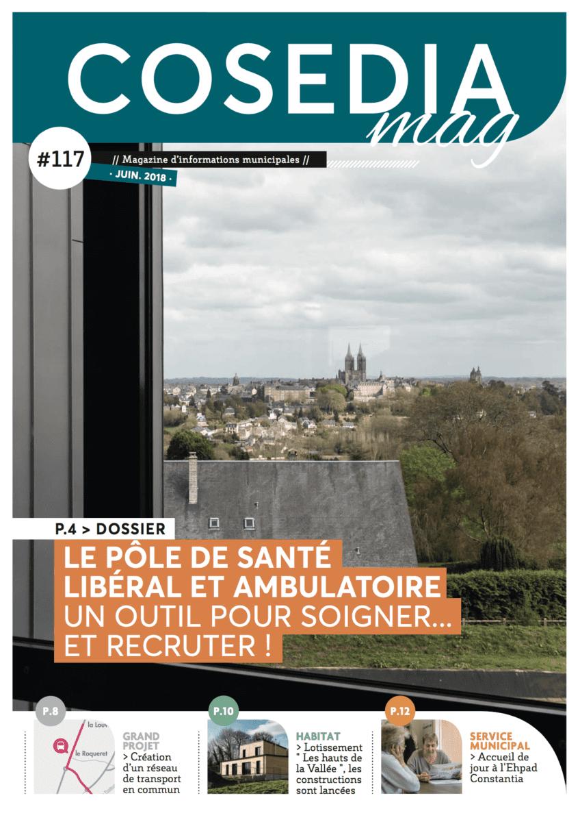 Cosedia mag 117 - juin 2018