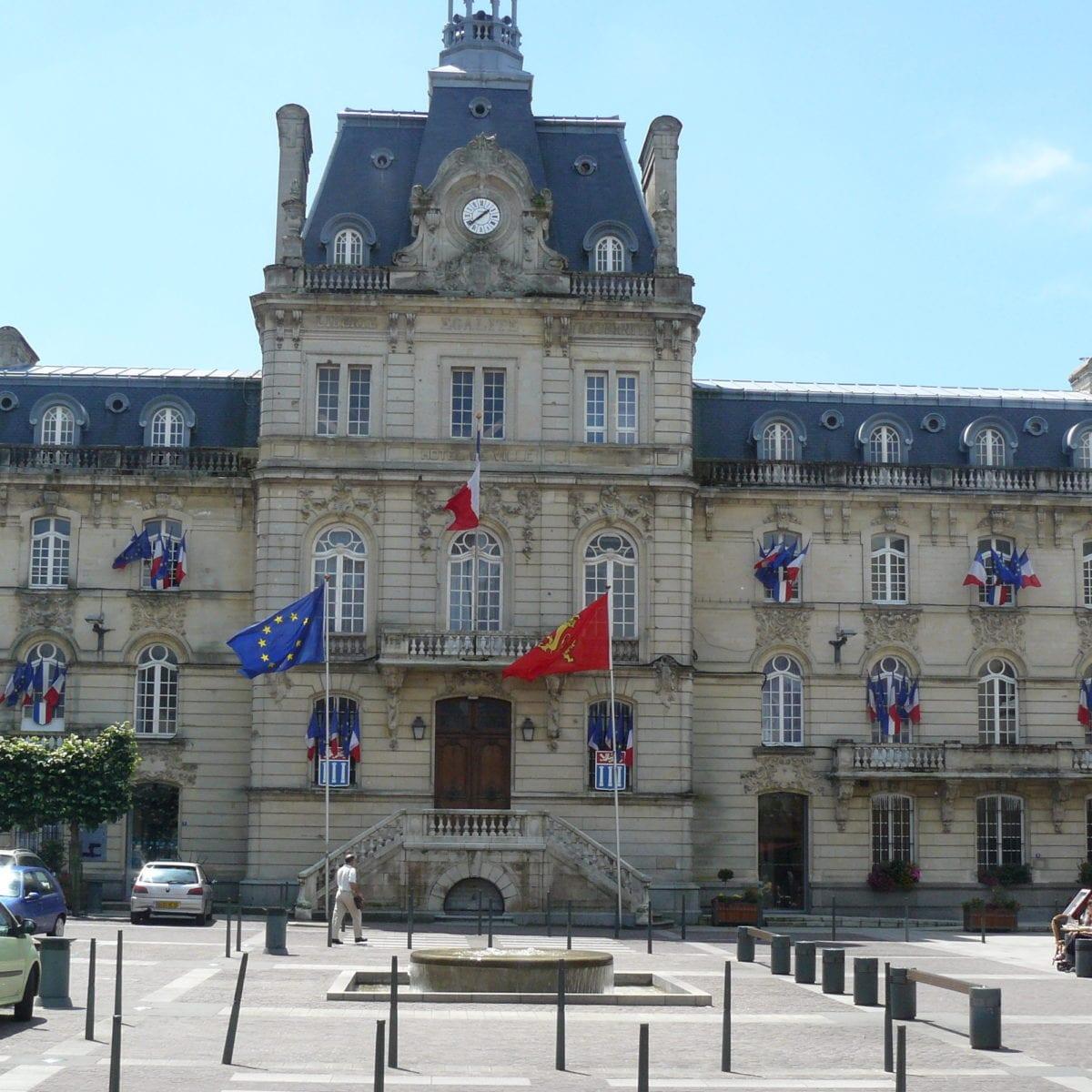 Location de salle - Hôtel de ville